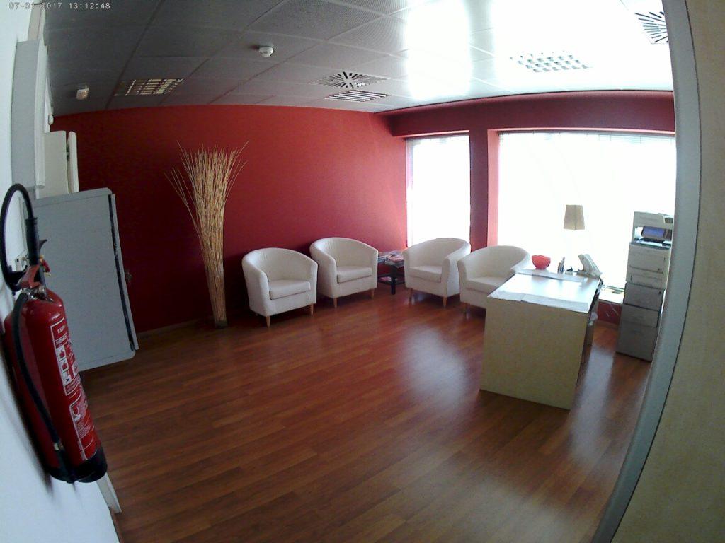 Sala de espera Velasco Advocats