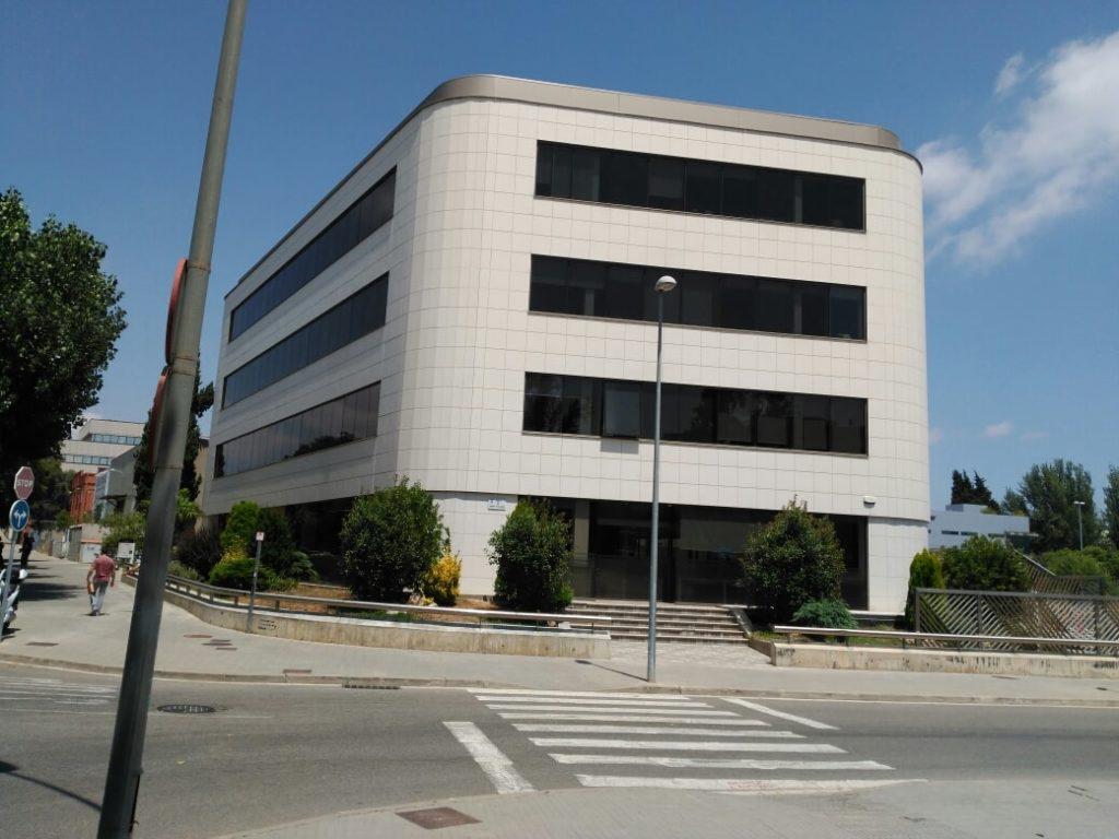 Edificio despachos Velasco Advocats