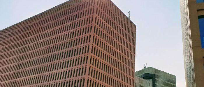 Edificio de la Ciutat de la Justícia